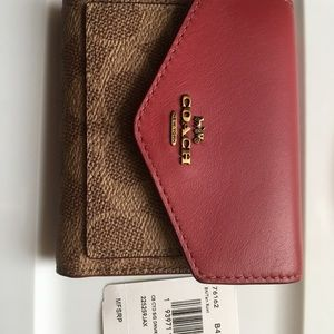 NWT coach  wallets